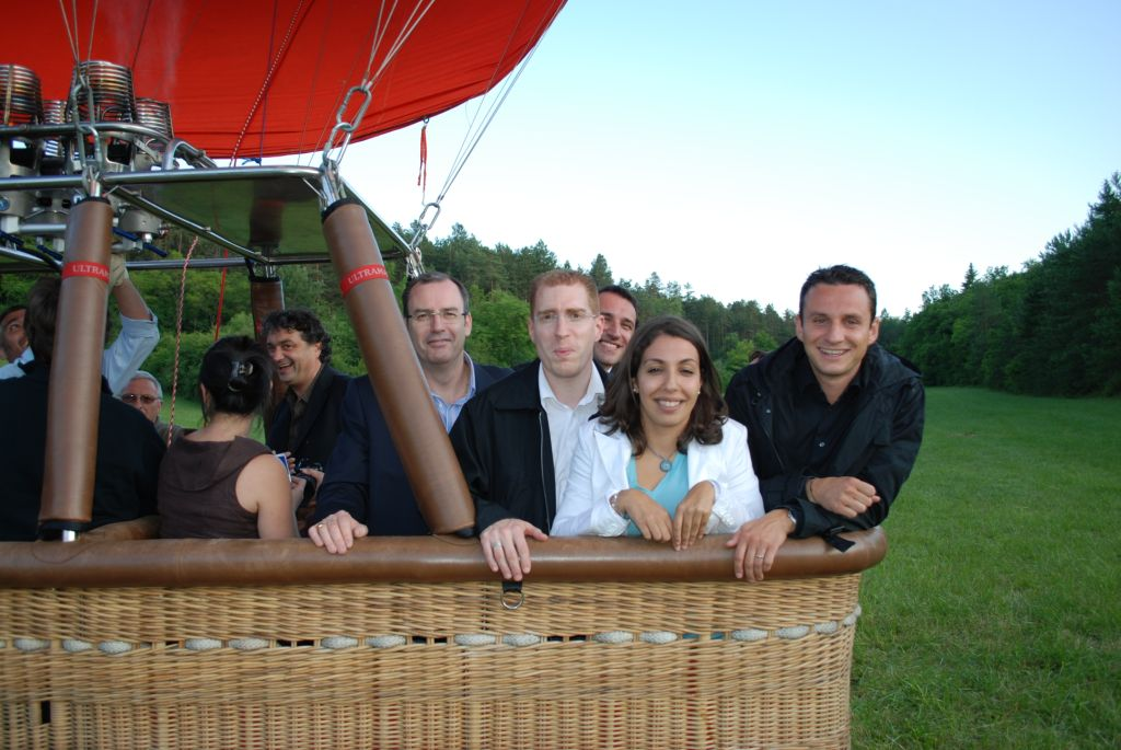 montgolfiere vezelay