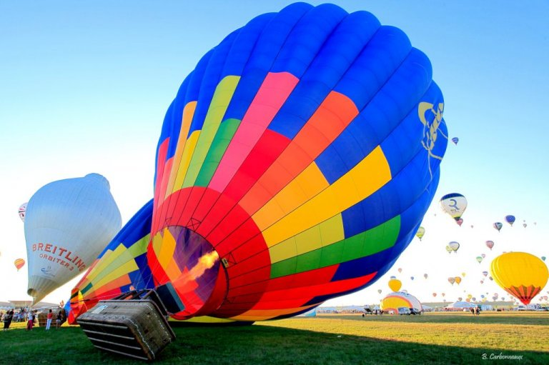 montgolfiere a chambley