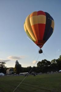 Vol captif en montgolfiere - Air-Pegasus