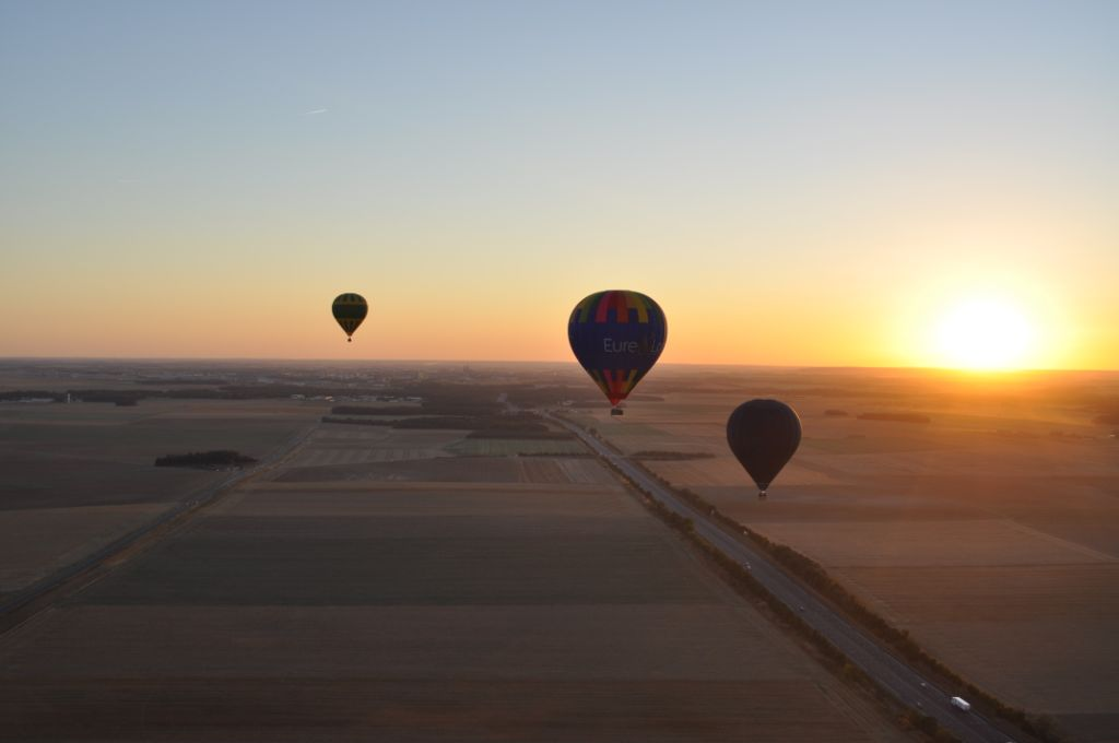 Vol libre en montgolifère