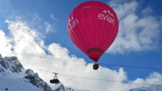 Courchevel Evian 2014