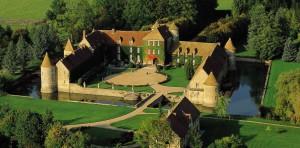 Le Château de Villiers le Mahieu