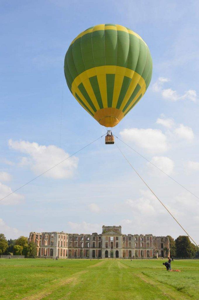 montgolfiere captive