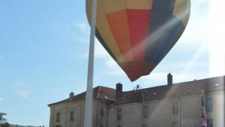 Vol Captif En Montgolfière à Rueil-Malmaison, Les 20 Et 21 Septembre 2014