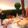 Diner à Bord Crepus+ball