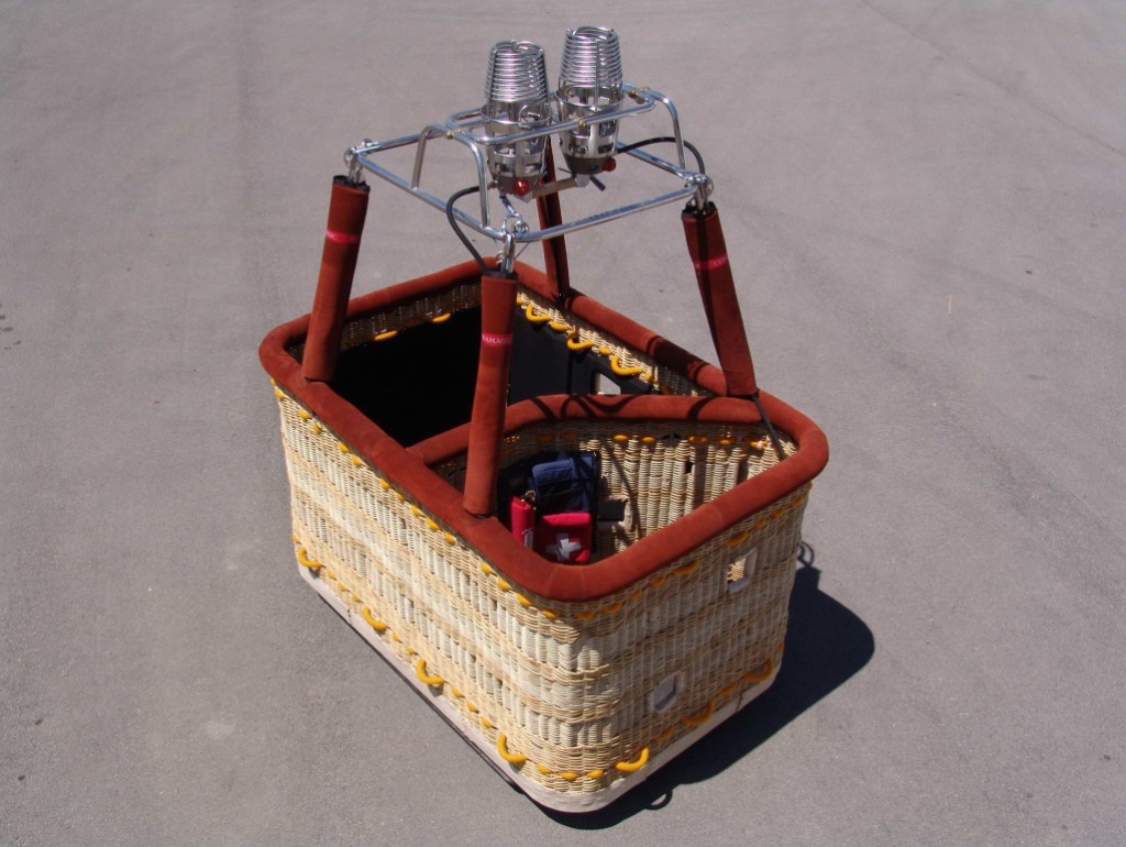 6 passengers basket