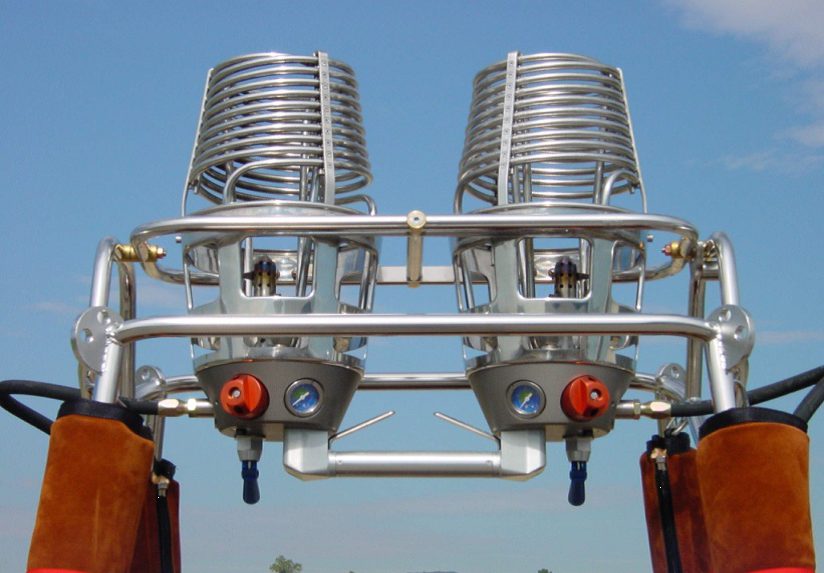 Double burners Ultramagic model Mk21