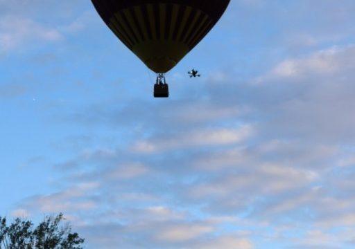 Ballon X Drone