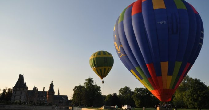 CAPTIF ET VOL MONTGOLFIERES AIR PEGASUS MAINTENON 20170601 2