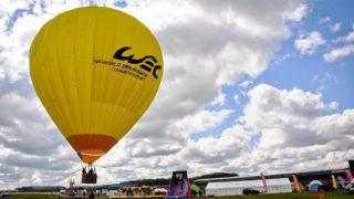 Vol Captif En Montgolfière WEC à Silverstone, Les 16 Et 17 Avril 2016