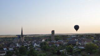 Décollage De Deux Ballons D'Harleville, Le 21 Juin 2017