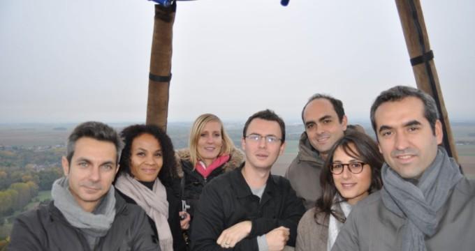 Vol Montgolfiere Baronville 3